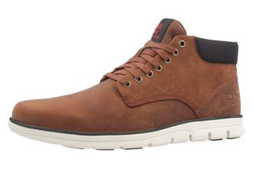 TIMBERLAND - Herren Halbschuhe - Bradstreet Chukka - Braun Schuhe in Übergrößen