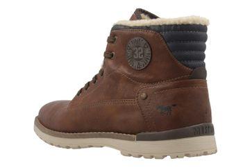 Mustang Shoes  Boots in Übergrößen Kastanie 4092-602-301 große Herrenschuhe – Bild 2