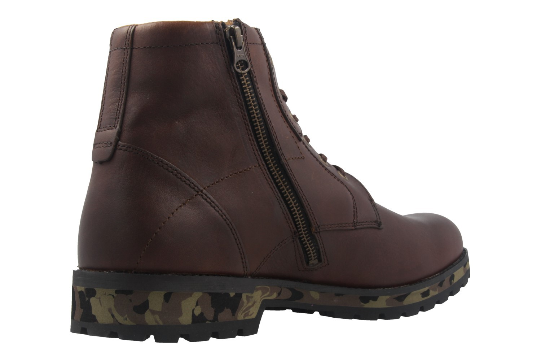 CAMEL ACTIVE - Adventure - Herren Boots - Braun Schuhe in Übergrößen – Bild 3