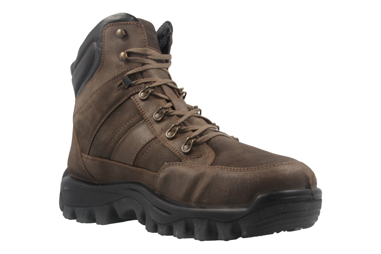 ROMIKA - Yukon 04 - Herren Boots - Braun Schuhe in Übergrößen – Bild 5