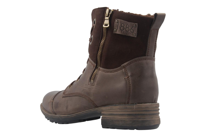 JOSEF SEIBEL - Damen Boots - Sandra 54 - Braun Schuhe in Übergrößen – Bild 2