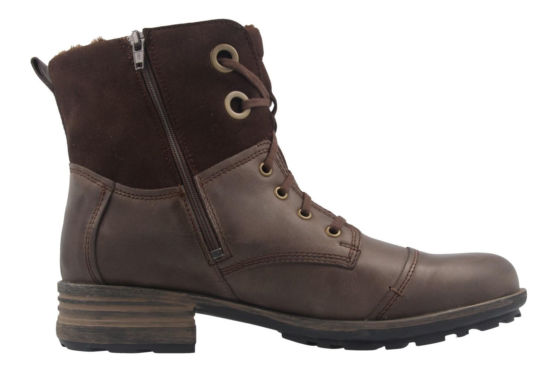 JOSEF SEIBEL - Damen Boots - Sandra 54 - Braun Schuhe in Übergrößen – Bild 4