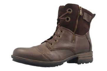 JOSEF SEIBEL - Damen Boots - Sandra 54 - Braun Schuhe in Übergrößen – Bild 1