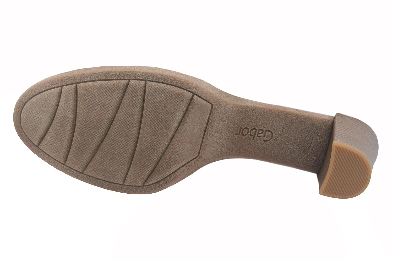 GABOR - Damen Stiefeletten - Braun Schuhe in Übergrößen – Bild 6