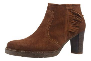 GABOR - Damen Stiefeletten - Braun Schuhe in Übergrößen – Bild 1