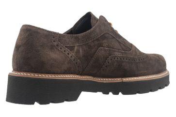 GABOR comfort - Damen Halbschuhe - Braun Schuhe in Übergrößen – Bild 3