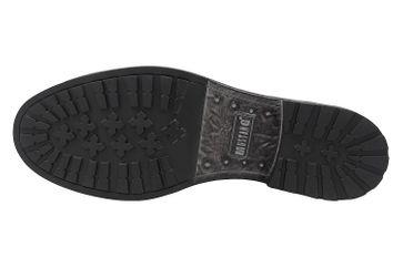 Mustang Shoes Boots in Übergrößen Schwarz 4865-506-9 große Herrenschuhe – Bild 6