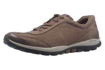 GABOR - Rolling Soft - Damen Halbschuhe - Grau Schuhe in Übergrößen