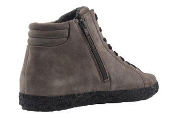 GABOR comfort - Damen High Top Sneaker - Grau Schuhe in Übergrößen – Bild 3