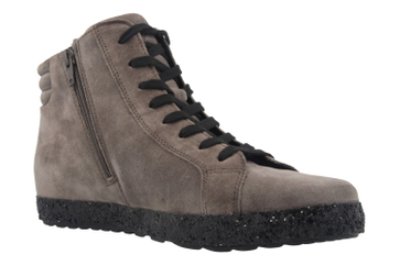 GABOR comfort - Damen High Top Sneaker - Grau Schuhe in Übergrößen – Bild 5