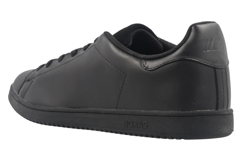 Boras Sneaker in Übergrößen Schwarz 3111-0001 große Herrenschuhe – Bild 2