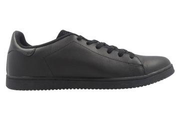Boras Sneaker in Übergrößen Schwarz 3111-0001 große Herrenschuhe – Bild 4