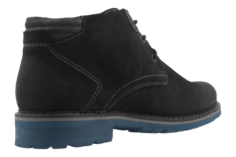 FRETZ MEN - Herren Boots - Scooter - Schwarz Schuhe in Übergrößen – Bild 3