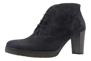 GABOR - Damen Stiefeletten - Blau Schuhe in Übergrößen – Bild 1