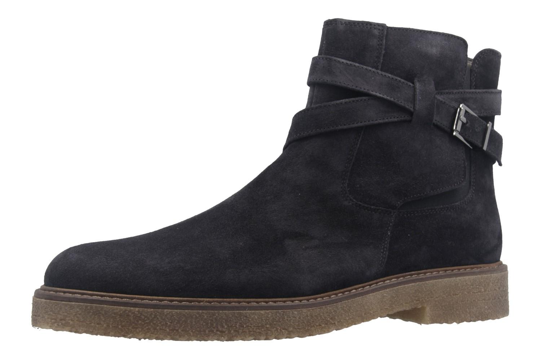 GABOR - Damen Boots - Blau Schuhe in Übergrößen – Bild 1