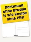 Postkarte – Dortmund ohne Brussia 001