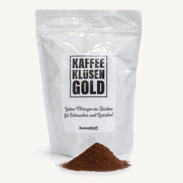 Kaffee Klüsengold  500g gemahlen – Bild 1