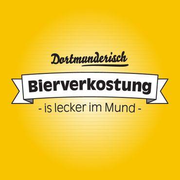 Bierverkostung Dortmunder Biere