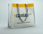 Mustertasche 'Canias' aus 120g PP Woven / Matt / Format: 44 (Breite) x 20 (Tiefe) x 40 (Höhe) + 3 cm (Umschlag) 001