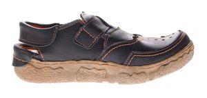 TMA Leder Damen Sandalen Echtleder Comfort Sandaletten viele Farben 7088 Halb Schuhe 36 - 42 – Bild 15