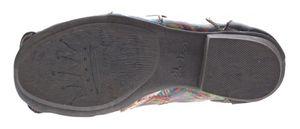 TMA Leder Damen Halbschuhe Schnürer viele Farben Comfort Schuhe echt Leder Pumps TMA 8088 Gr. 36 - 42 – Bild 10