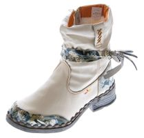 TMA B-Ware Leder Stiefel Stiefeletten Damen Winter Schuhe 2018 7086 2013 7087 – Bild 13