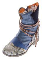 TMA B-Ware Leder Stiefel Stiefeletten Damen Winter Schuhe 2018 7086 2013 7087 – Bild 23