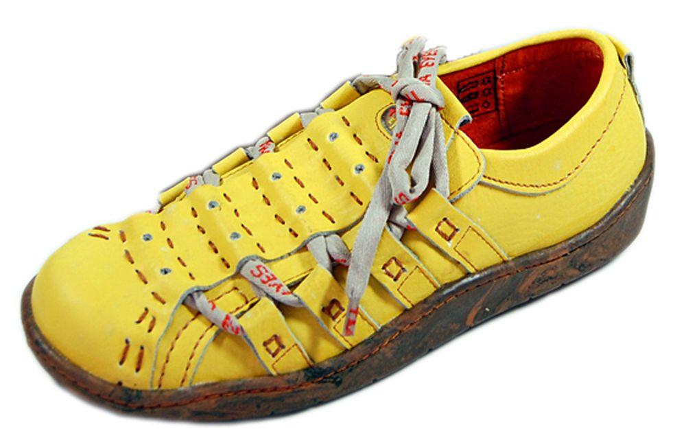 TMA B Ware Leder Damen Halb Schuhe Pumps Ballerinas 757 4167