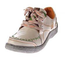 TMA B-Ware Leder Damen Halb Schuhe Pumps Ballerinas 757 4167 1364 1646 1601 7088 – Bild 25
