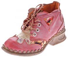 TMA B-Ware Leder Stiefeletten Stiefel Damen Schuhe 5161 6106 6188 5195 7011 5155 – Bild 10