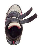 Kinder Sneaker Jungen Mädchen Sportschuhe Graffiti Klettverschluss Halb Schuh Gr. 28-35 – Bild 18