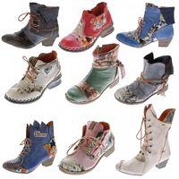 TMA C-Ware defekt Leder Damen Schuhe Stiefel Stiefeletten 6188 5161 6106 5195 7011 5155