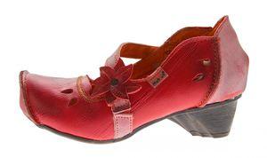 TMA Damen Leder Ballerinas Comfort Pumps echt Leder Schuhe Slipper TMA 8766 Gr. 36 - 42 – Bild 12