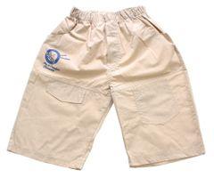 Jungen Bermuda Baggy Gummizug kurze Hose Sommer Kinder Shorts Aufdruck Gr. 110-140 – Bild 3
