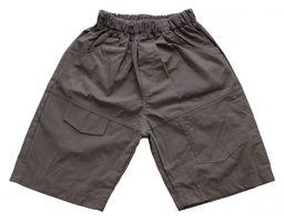 Jungen Bermuda Baggy Gummizug kurze Hose Sommer Kinder Shorts Aufdruck Gr. 110-140 – Bild 4