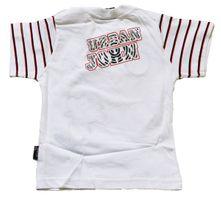 Jungen T-Shirt Kurzarm Sommer Kinder Shirt Aufdruck Spaß Motiv Knopfleiste Gr. 74-98 – Bild 9