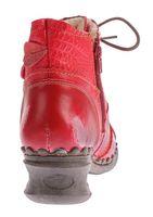 TMA Damen Winter Stiefeletten echt Leder Schuhe gefüttert Comfort Boots TMA 5188 Stiefel Gr. 36 - 42 – Bild 19