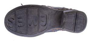 TMA Damen Winter Stiefeletten echt Leder Schuhe gefüttert Comfort Boots TMA 5188 Stiefel Gr. 36 - 42 – Bild 16