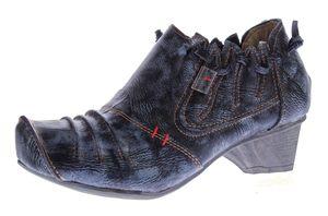 TMA Damen Leder Pumps Comfort Halbschuhe echt Leder Schuhe Slipper TMA 8668 Gr. 36 - 42 – Bild 2
