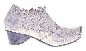 TMA Damen Leder Pumps Comfort Halbschuhe echt Leder Schuhe Slipper TMA 8668 Gr. 36 - 42 – Bild 12