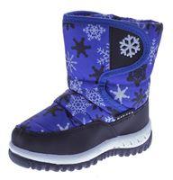 Kinder Stiefel Winter Schnee Schuhe fallen größer aus KAT-TEX Jungen Mädchen gefüttert Outdoor Boots – Bild 4