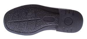Herren Knöchel Winter Schuhe gefüttert Boots Kunst Leder Reißverschluss Stiefeletten Gr. 40-46 – Bild 6