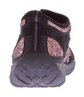 Damen Sport Schuh Sun & Shadow Blumen Muster Halbschuhe Sneakers Gummizug Slipper Gr. 37-42 – Bild 4