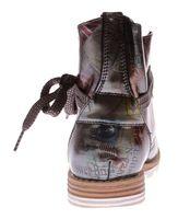 Damen Stiefeletten Kunst Leder Knöchel Schuhe Sun & Shadow Boots Mehrfarbig Gr. 37-43 – Bild 6