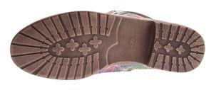 Damen Stiefeletten Kunst Leder Stiefel Knöchel Schuhe Sun & Shadow Boots Mehrfarbig Gr. 36-41 – Bild 7