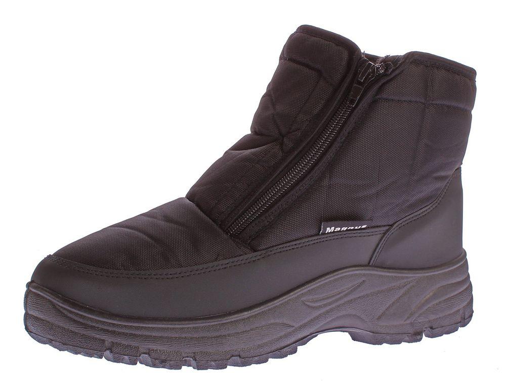herren winter stiefel kn chel schuhe warm gef ttert boots. Black Bedroom Furniture Sets. Home Design Ideas