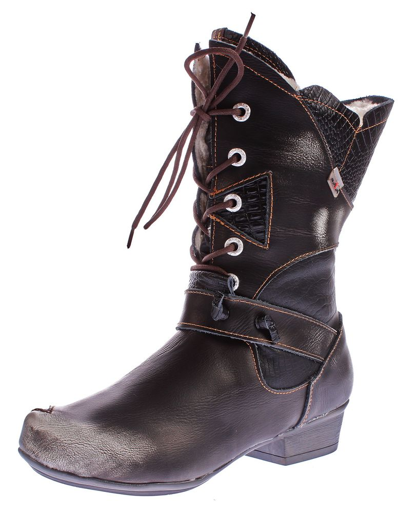 designer fashion 4673f eea74 Animal Stiefel Gr36 Winter Comfort Echt 8166 Schuhe ...