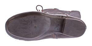 TMA Damen Winter Stiefel TMA 8166 echt Leder Schuhe gefüttert Comfort Boots Animal Print Gr. 36-42 – Bild 9