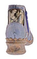 TMA Damen Winter Stiefeletten gefüttert Comfort Boots echt Leder Schuhe TMA 5388 Stiefel Gr. 36 - 42 – Bild 16