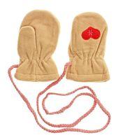 Kinder Fleece Handschuhe Herbst Winter Fäustlinge Mädchen Jungen Gr. 5,5 - 6,5 (M-XL) – Bild 3